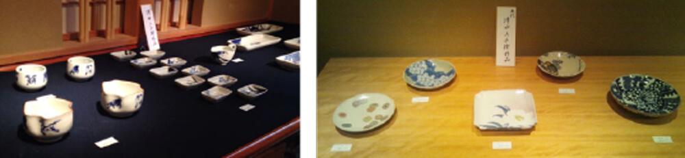 2013年2月15日から開催の「五代・六代 清水 六兵衞 食の器 展」の作品3