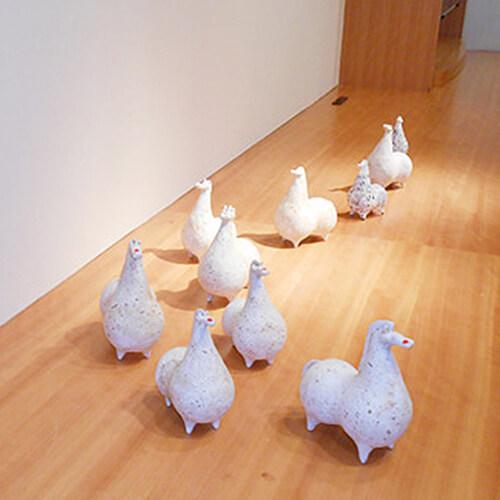 2013年11月28日から開催の「内田 鋼一 干支(午) 展」のサムネイル画像