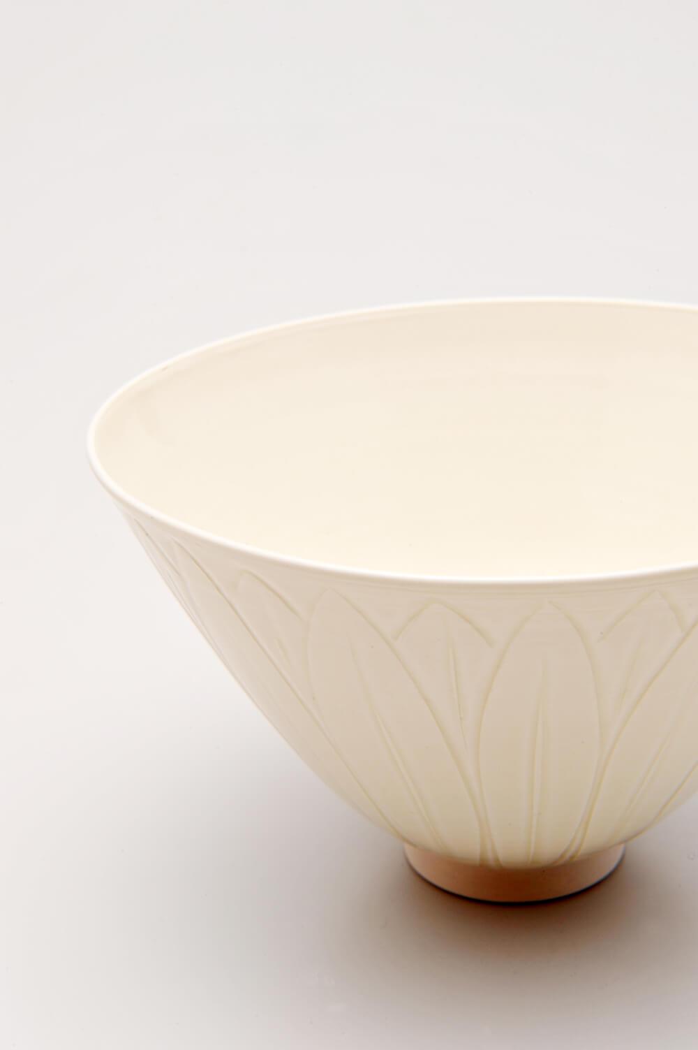 2014年9月13日から開催の「青瓷・白瓷 伊藤 秀人 陶展」の作品1