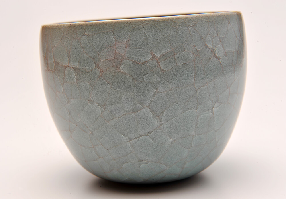 2014年9月13日から開催の「青瓷・白瓷 伊藤 秀人 陶展」の作品3