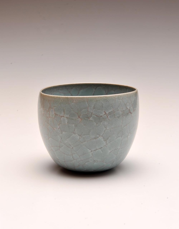 2014年9月13日から開催の「青瓷・白瓷 伊藤 秀人 陶展」の作品5