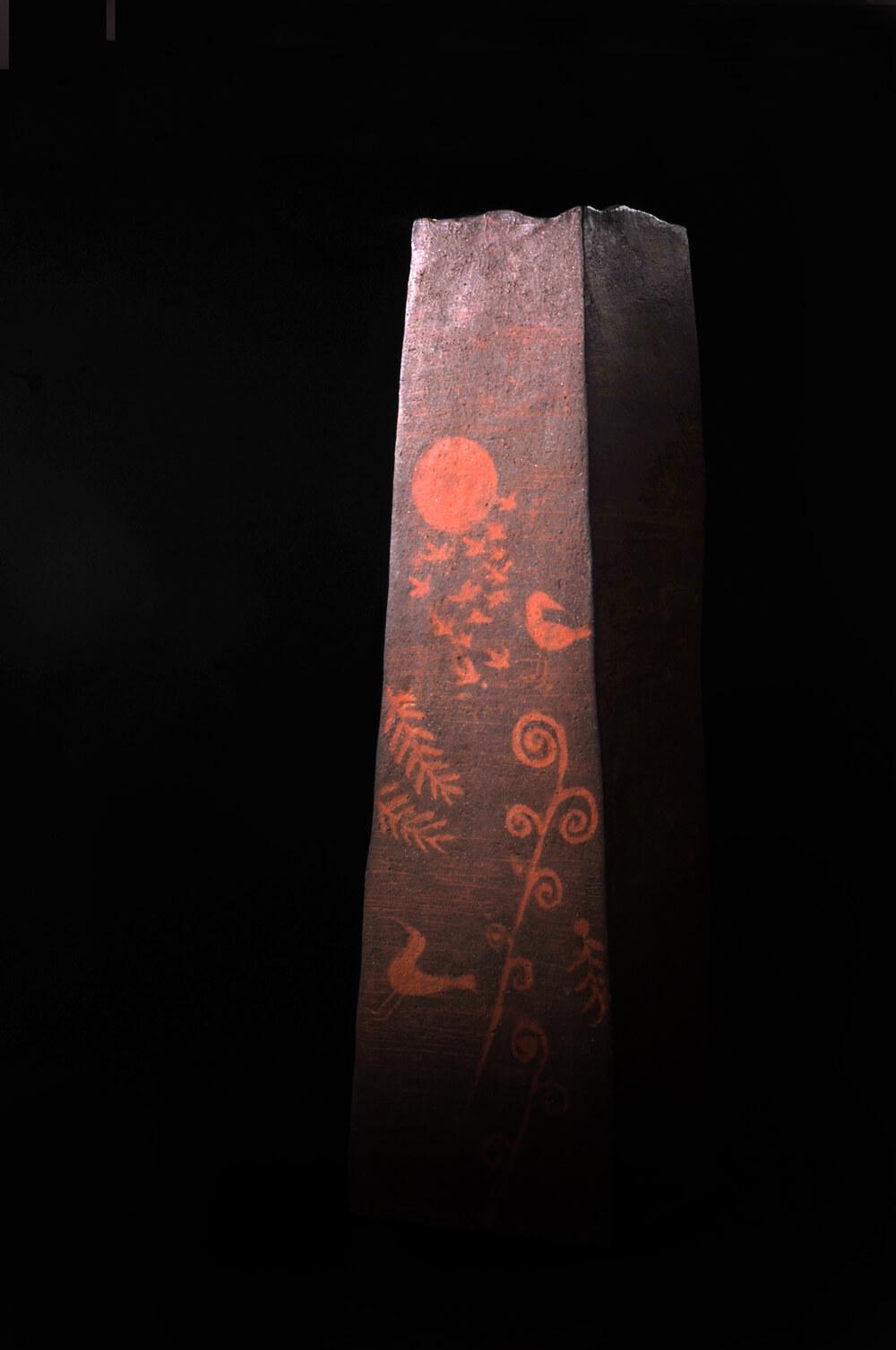 「全 日根 陶展」の全 日根の作品01