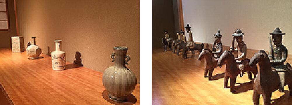 2014年10月25日から開催の「全 日根 陶展」の全 日根の作品3