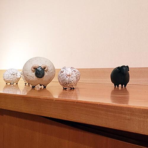 2014年12月4日から開催の「内田 鋼一 干支(未) 展」のサムネイル画像