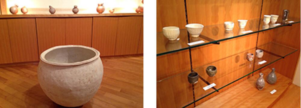 2015年7月4日から開催の「開廊18周年記念 内田 鋼一 展」の作品複数1