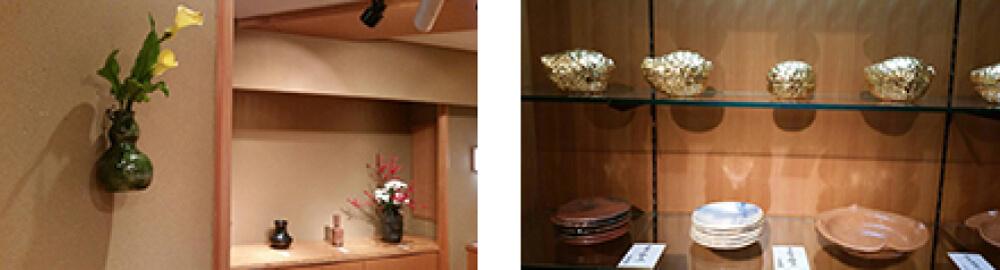 2015年11月14日から開催の「尼焼 中村 道年展」の中村 道年の展示作品05