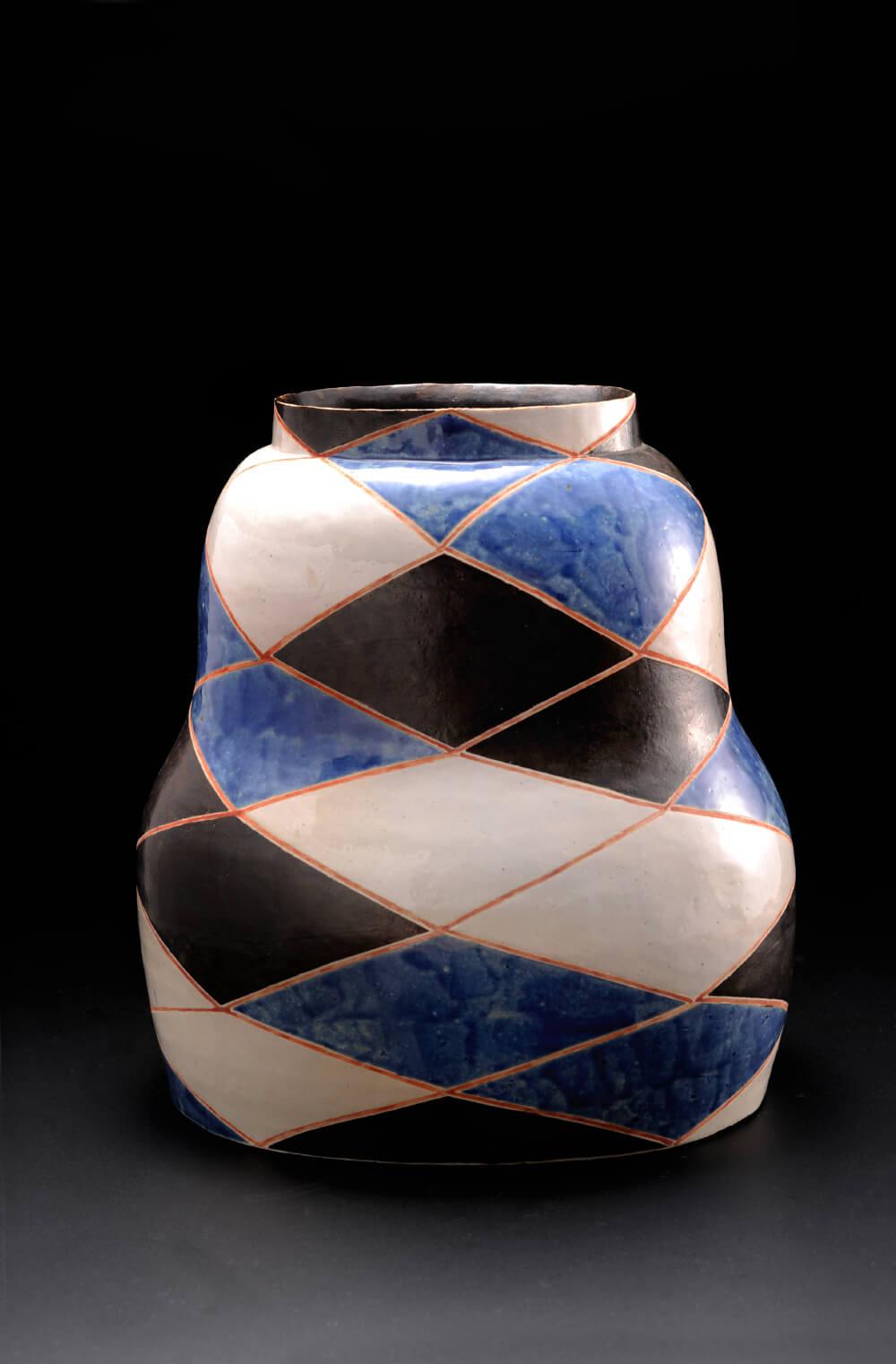 2015年12月5日から開催の「河本 五郎・加守田 章二 展」の加守田 章二の作品02