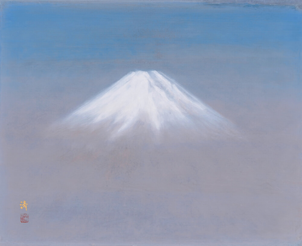 2016年3月19日から開催の「自然と共に 小林 済 日本画展」の小林 済の作品05