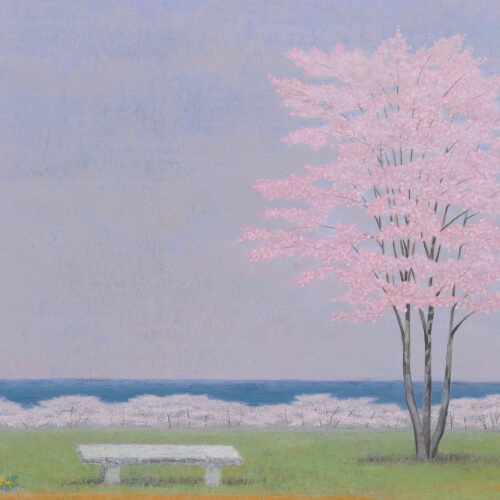 2016年3月19日から開催の「自然と共に 小林 済 日本画展」のサムネイル画像