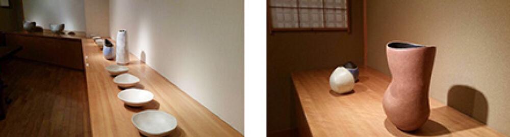 2016年4月16日から開催の「美崎 光邦 陶展」の美崎 光邦の作品展示5