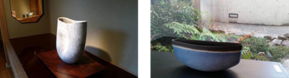 2016年4月16日から開催の「美崎 光邦 陶展」の美崎 光邦の作品展示6