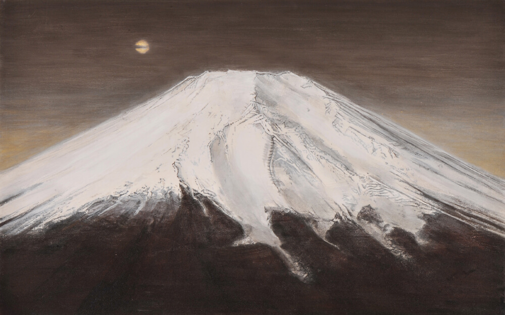2017年1月14日から開催の「橘 泰司 日本画展」の橘 泰司の作品7
