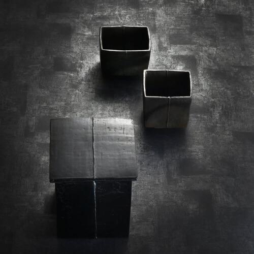 2018年9月15日から開催の「黒陶祭器 髙山 大 陶展」のサムネイル画像