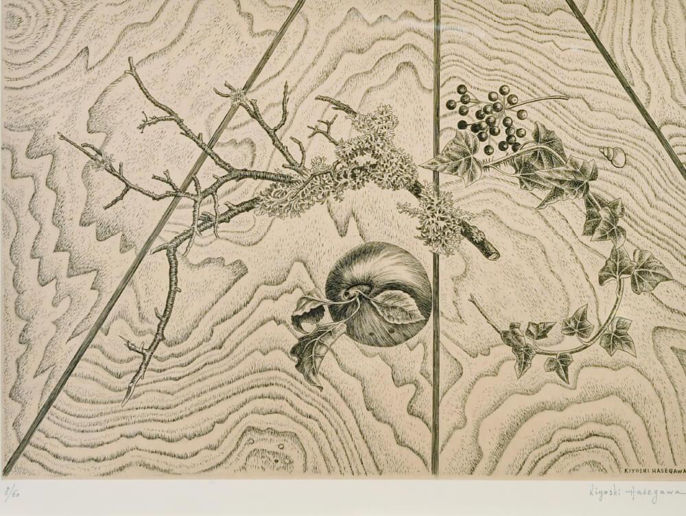 2018年10月6日から開催の「銅版画のメチエ」の作品2