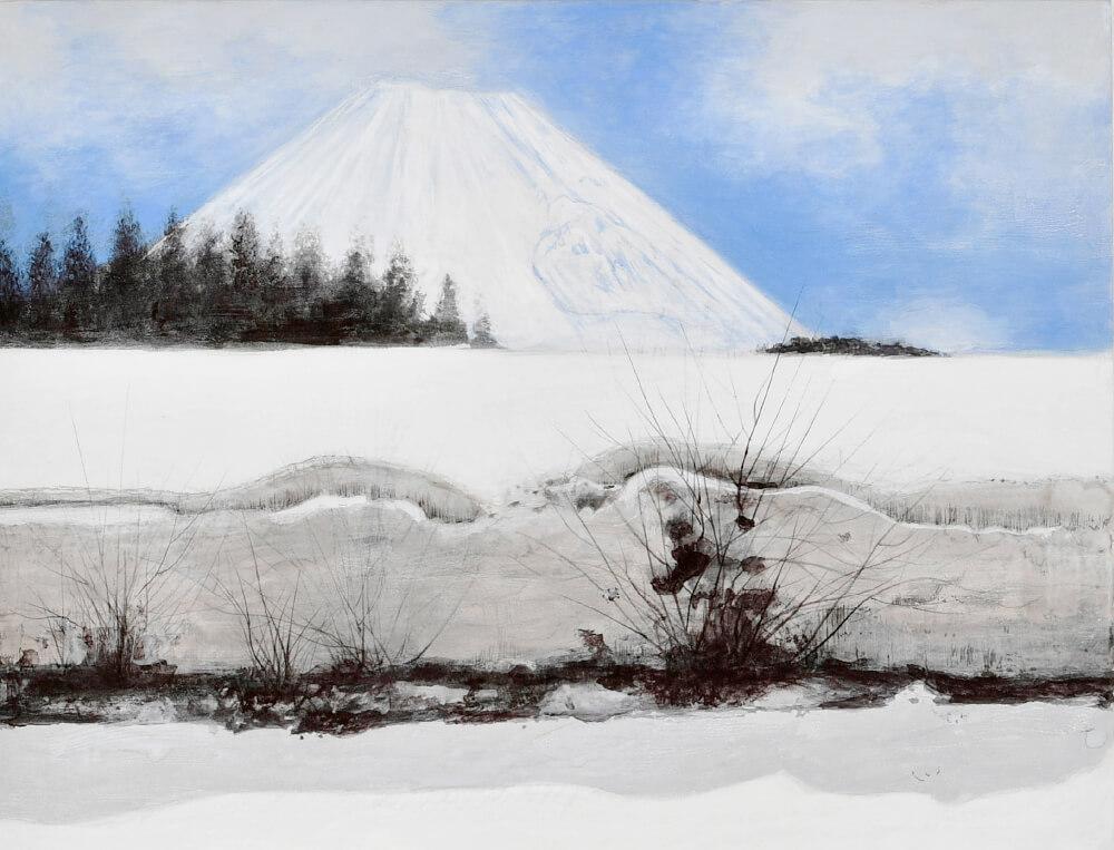 2018年10月27日から開催の「橘 泰司 日本画展」の橘 泰司の作品5
