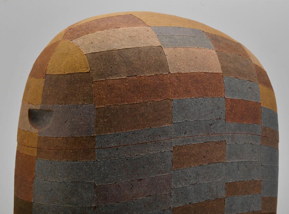 2019年3月30日から開催の「追想 –土は語る– 吉村 利美 展」の作品2