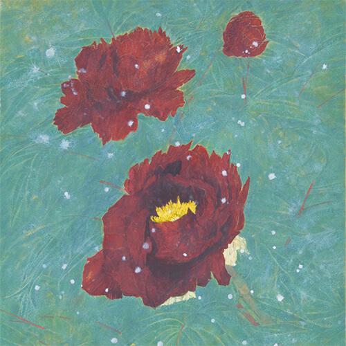 2020年1月17日開催の「松井 和弘 日本画展」の松井 和弘の作品のサムネイル画像