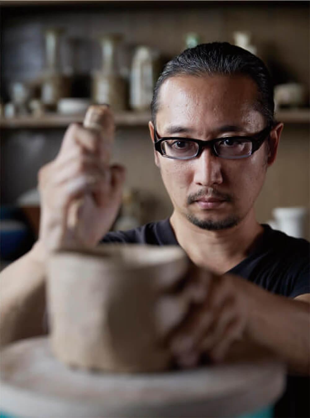 2020年11月20日から開催の「加藤亮太郎 遊盌展」の八代 加藤亮太郎の写真