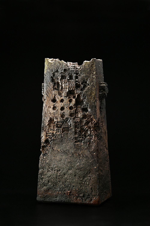 2021年5月14日から開催の「土と語る達人 加藤 清之 & 伊藤 慶二 展」の加藤 清之の作品1