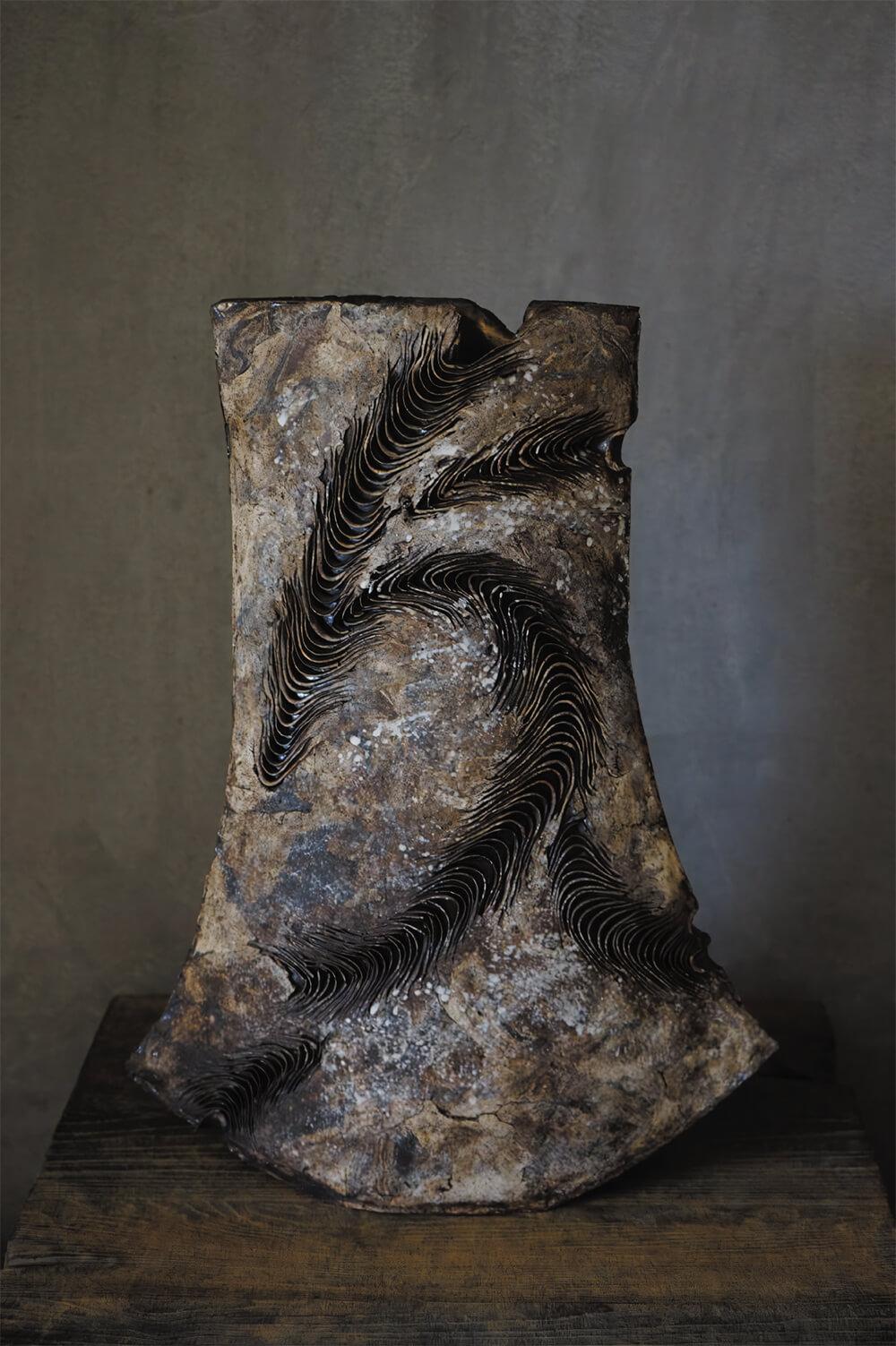 2021年7月16日から開催の「泉田 之也 陶展」の作品画像1