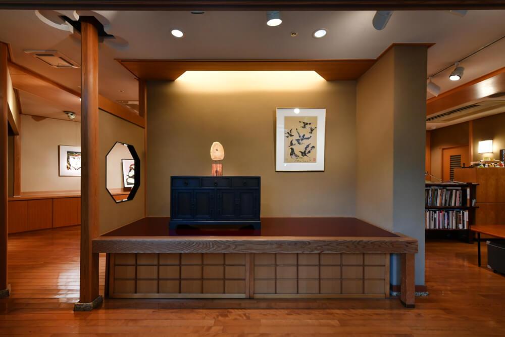 アートサロン光玄の画廊の様子1