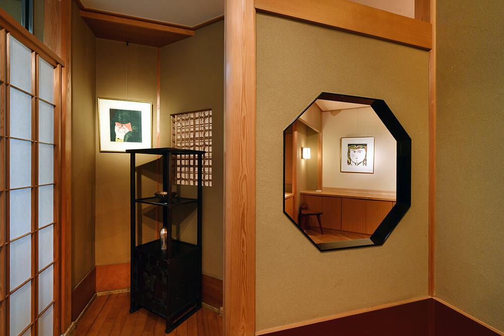 アートサロン光玄の画廊の様子2