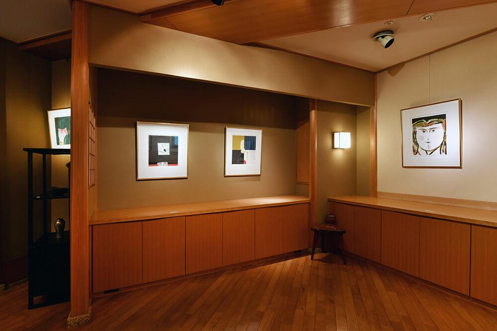 アートサロン光玄の画廊の様子3