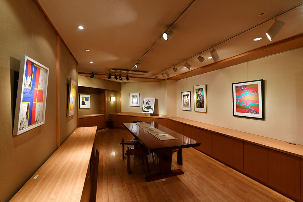アートサロン光玄の画廊の様子4