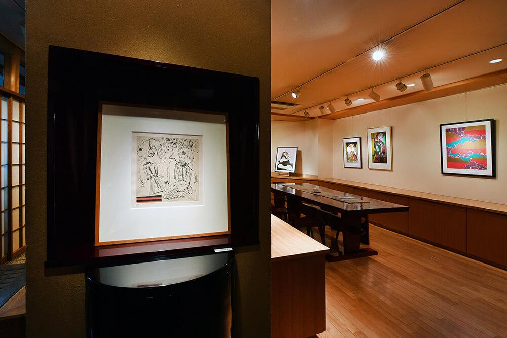 アートサロン光玄の画廊の様子5